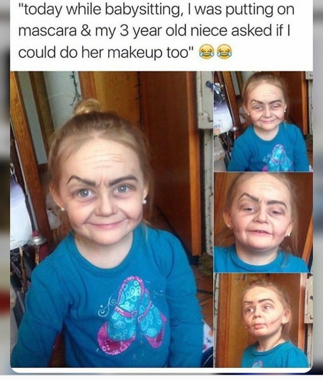 Way Too Much Makeup Memes