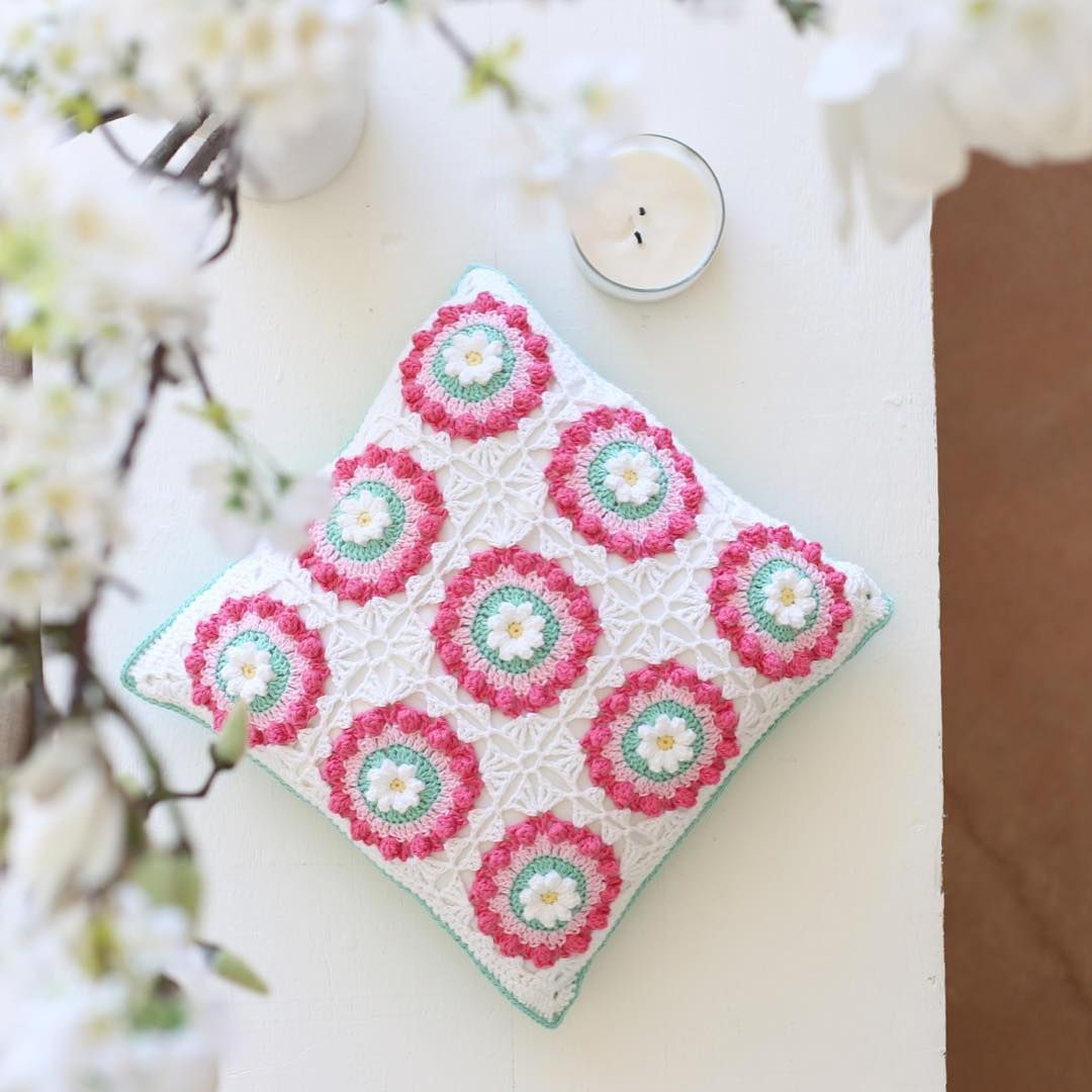 Pin by anabelia craft design on crochet for home