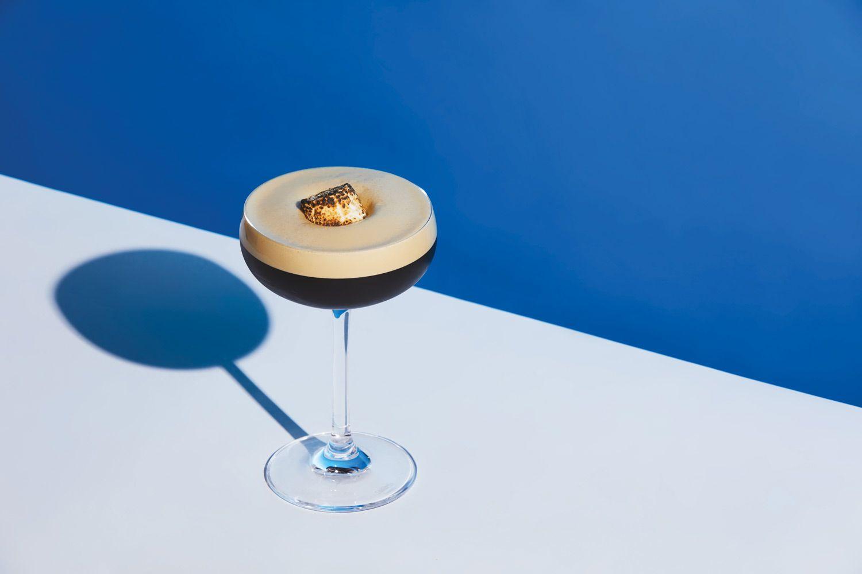 Here's a salty take on the Espresso Martini   australianbartender.com.au