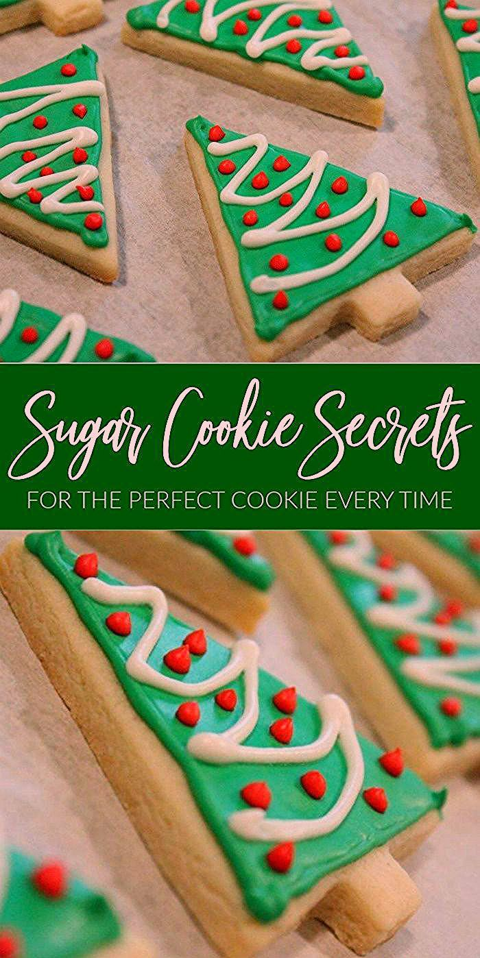 The Best Sugar Cookie Recipe EVER! This Sugar Cookie Recipe is fool proof + get my Favorite Tips fo