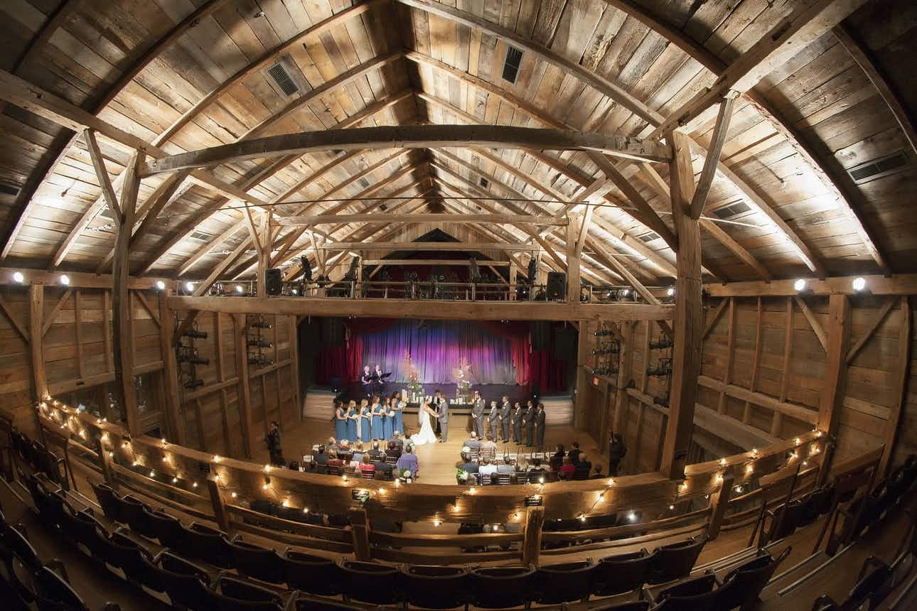 Barns at Wolf Trap and Education Hall Vienna Virginia ...