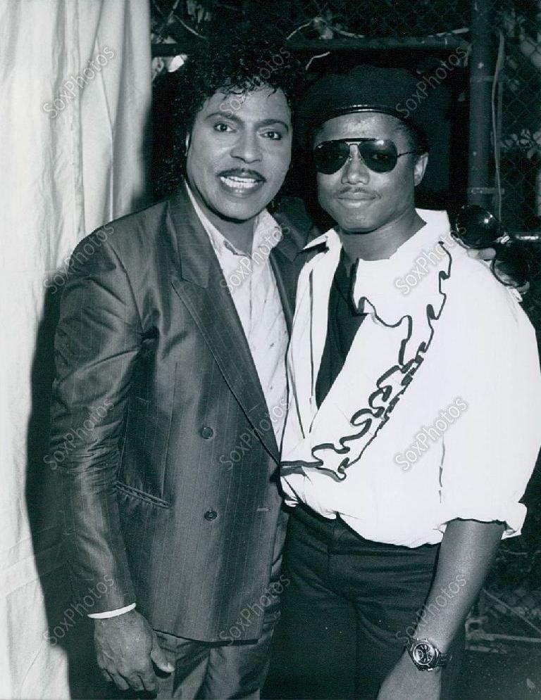 Little Richard Randy Jackson With Images Randy Jackson