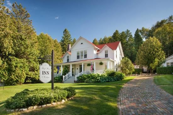 Thorp House Inn And Cottages Door County Hotels Door County Wisconsin Lodging Fish Creek