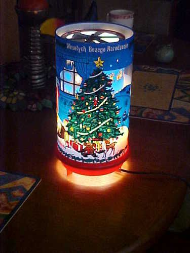 Vintage 41 Year Old Christmas Motion Lamp Ebay Old Christmas Motion Lights Vintage Christmas