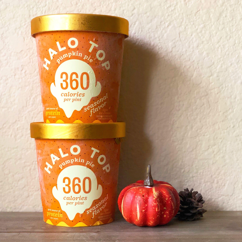 Major Fall Vibes Halfpasthungry Pumpkin Pie Ice Cream Ice