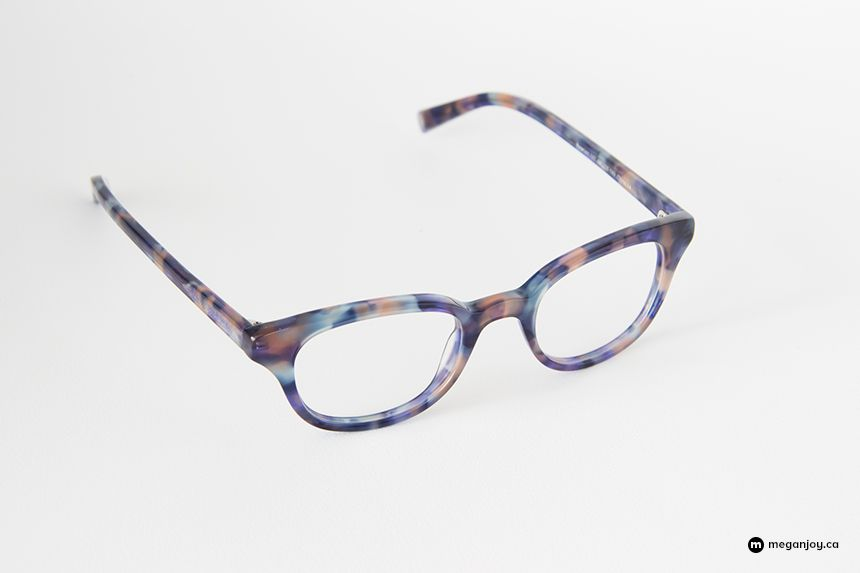409741c65e Warby Parker At-Home Try On - Newton in Peacock Tortoise