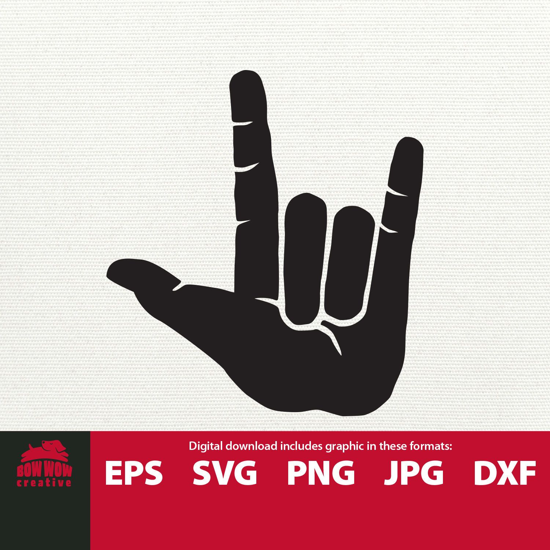 Download I Love You Hand Sign svg I love you svg asl I love you svg ...