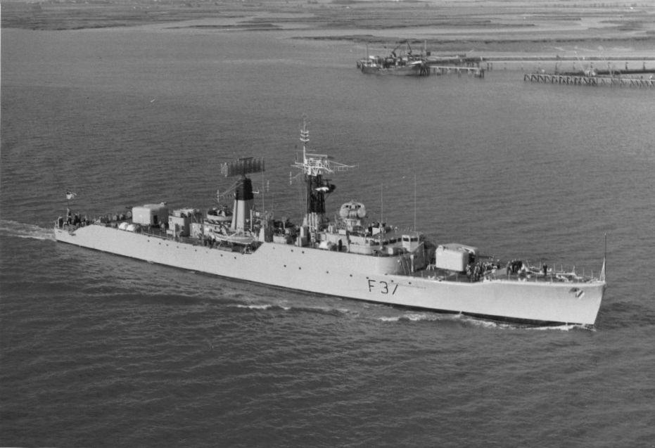 Leopard Class Frigate Royal Navy Ships Royal Navy Frigates Navy Times