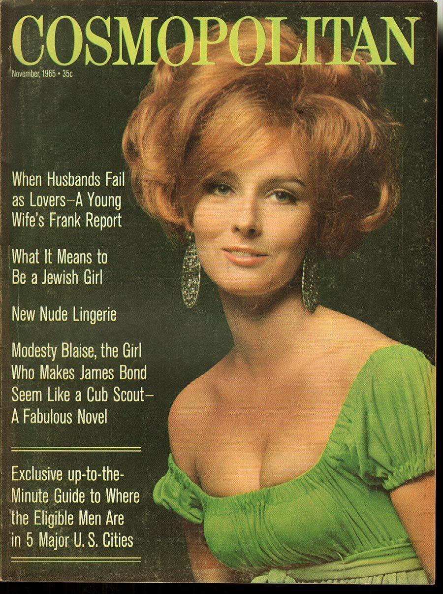 Cosmopolitan November 1965