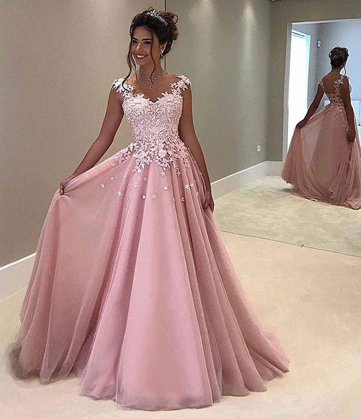 15 Schöne Abendkleider Lang | Chiffon, Prom