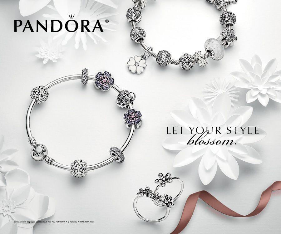 Pandora Jewelry Collection: Have You Discovered The Latest Spring Collection By