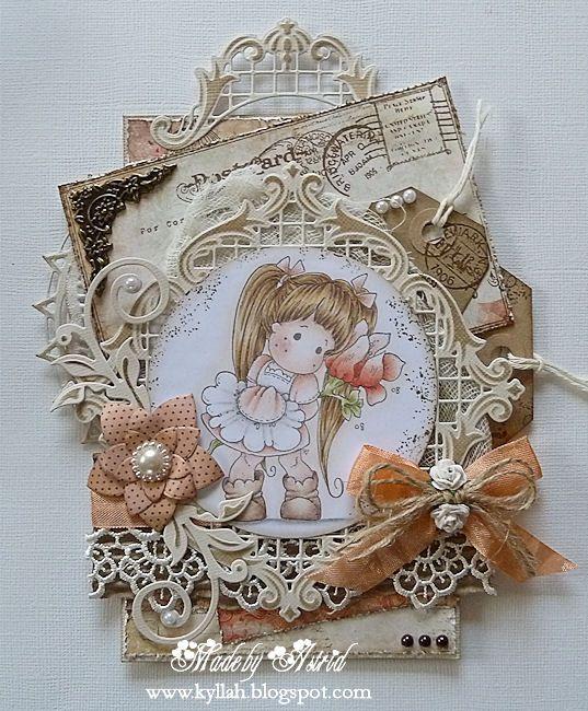 Cards by Astrid: Echte vrienden .... !!!