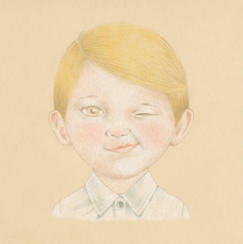 Llibre per acolorir del nen perfecte, coberta (2014) Libro para colorear del niño perfecto, cubierta (2014)