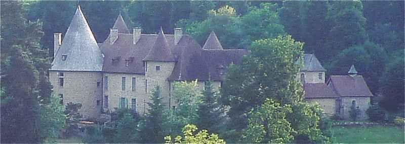 Château de Peyrudette