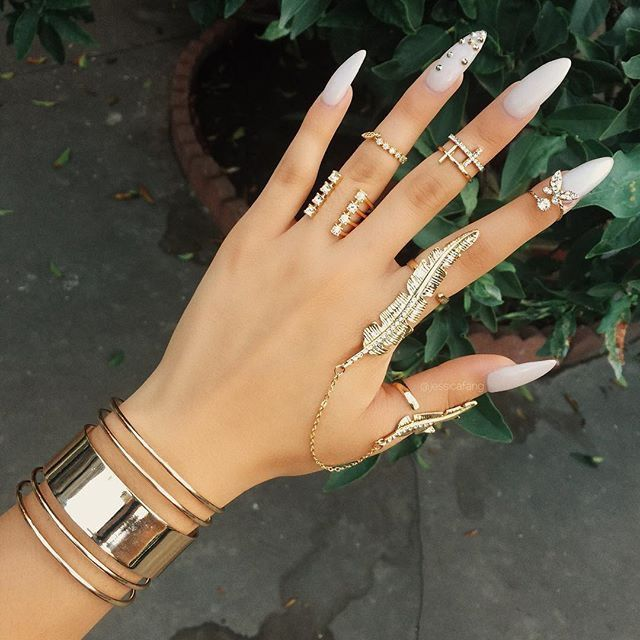 Jessica Christmas Nails: Spice Your Game With Jessica Fang Jewerly