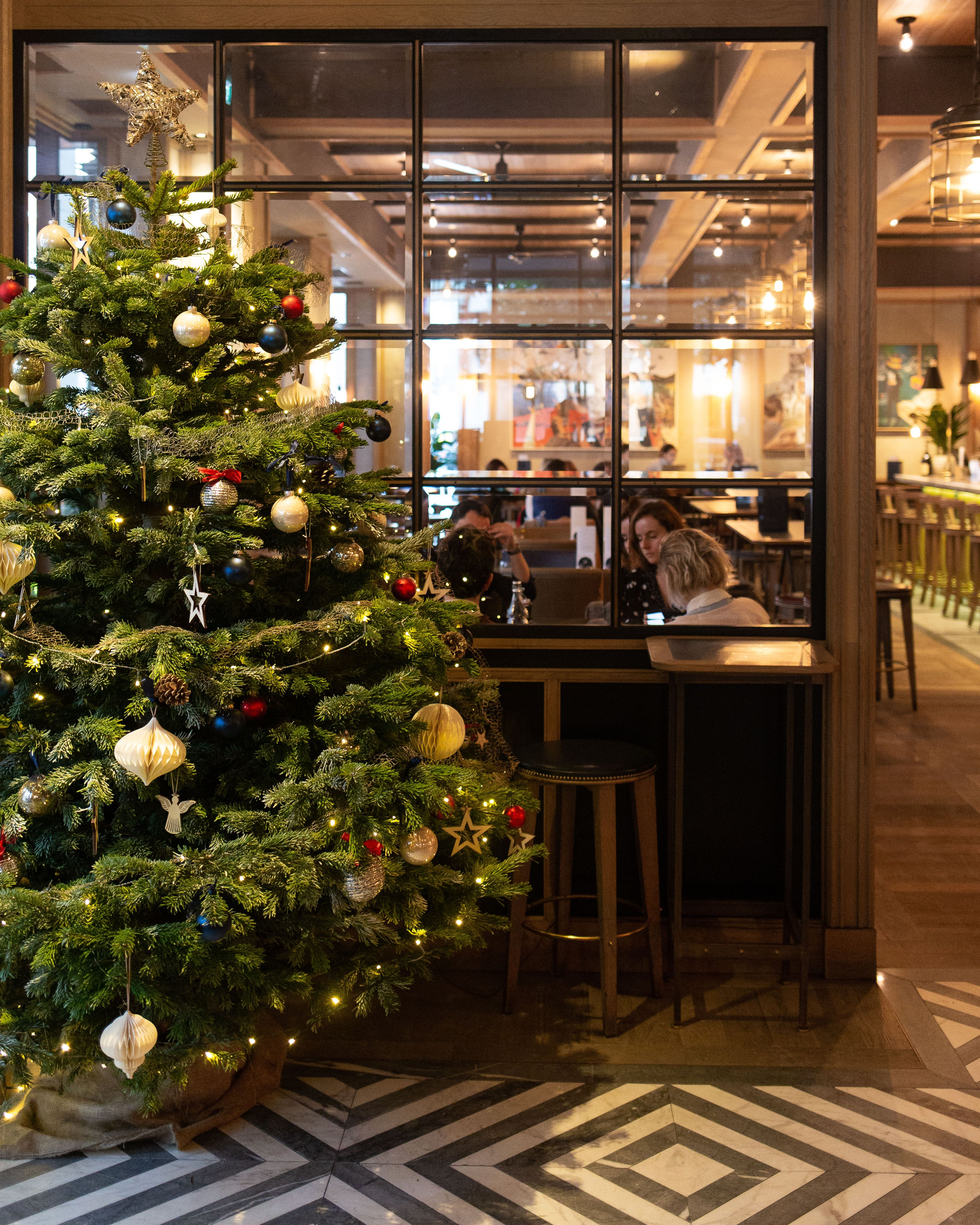 Restaurants Open On Christmas Eve 2019.Christmas At Percy Founders Inter Yer In 2019 British