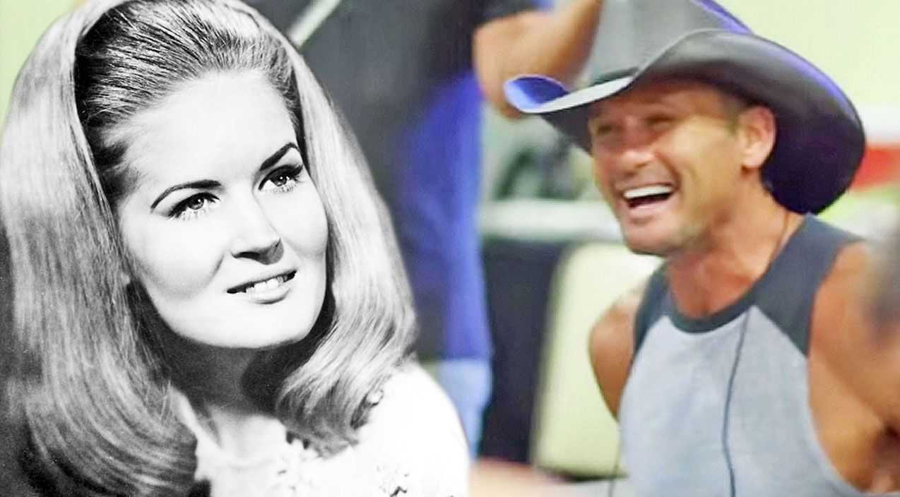 Tim McGraw Performs Inspiring Lynn Anderson Tribute With
