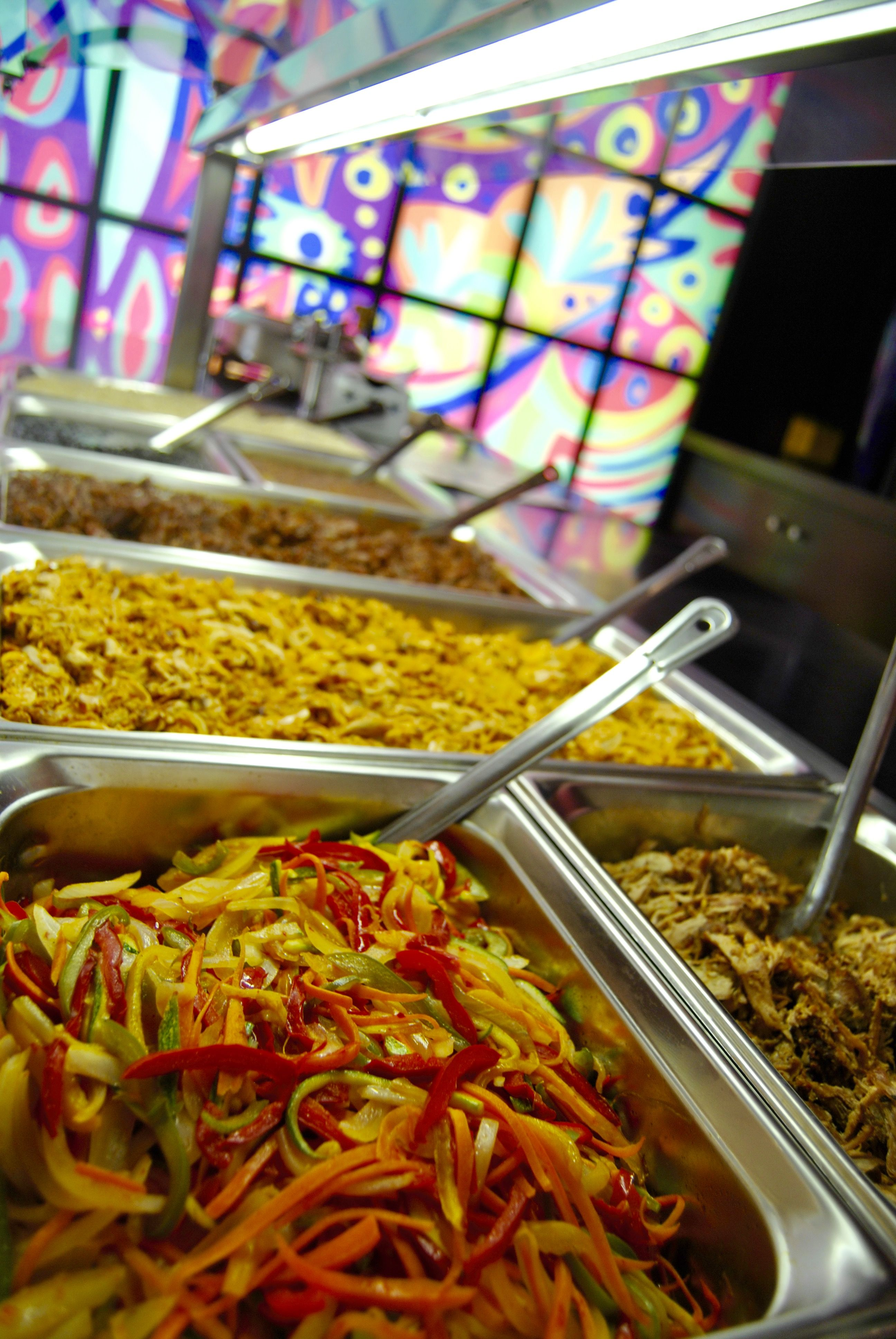 Chayita mexican grill is a restaurant of fast casual fresh