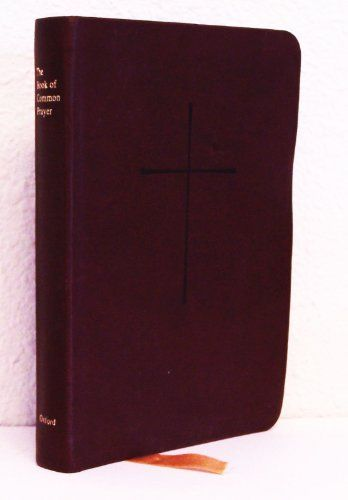 Book Of Common Prayer Prayers For Every Day Of The Week Book