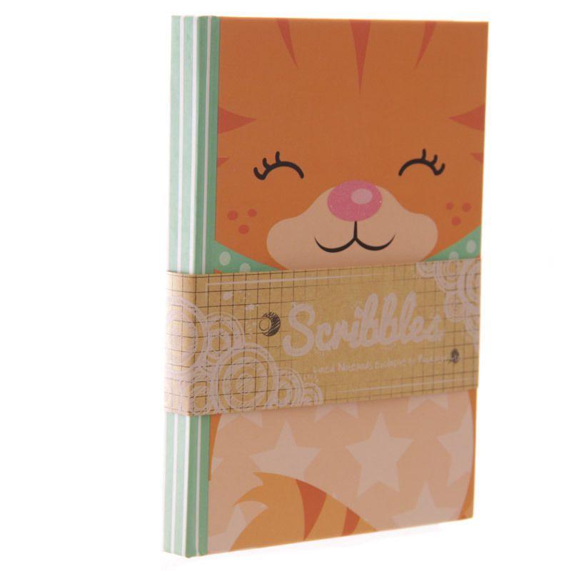 Cute Designs A6 Hardback NoteBook