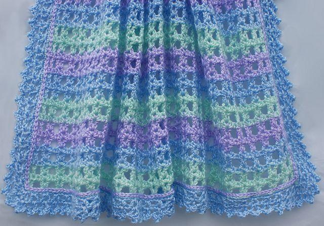 free crochet baby afghan patterns | easy baby afghan crochet ...