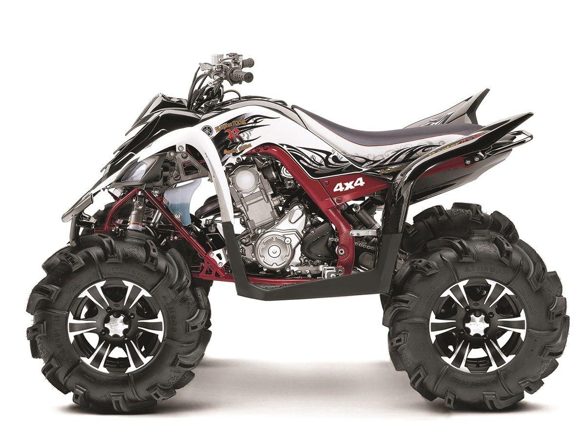 Yamaha Raptor 2020 Images From Raptor 700 4x4 Dirt Wheels