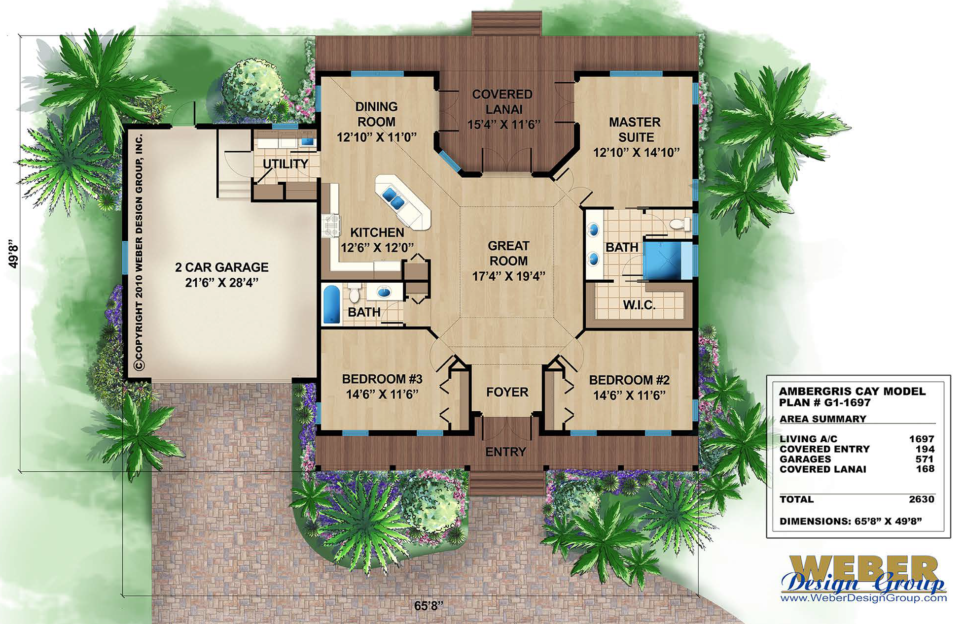 Beach House Plan 1 Story Old Florida Style Coastal Home Floor Plan Beach House Floor Plans Beach Style House Plans Key West House