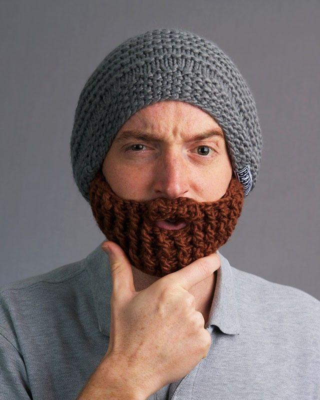 Bonnet à barbe   __ sOme iDeas __   Chapeau barbe, Cadeaux