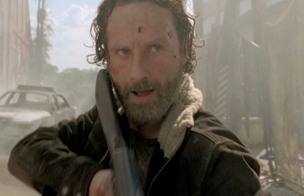 Hold on to your seats. The Walking Dead Season 5 trailer is out! Can you say gripping and intense??? Season 5 premiers Sunday, October 12 at 9 p.m