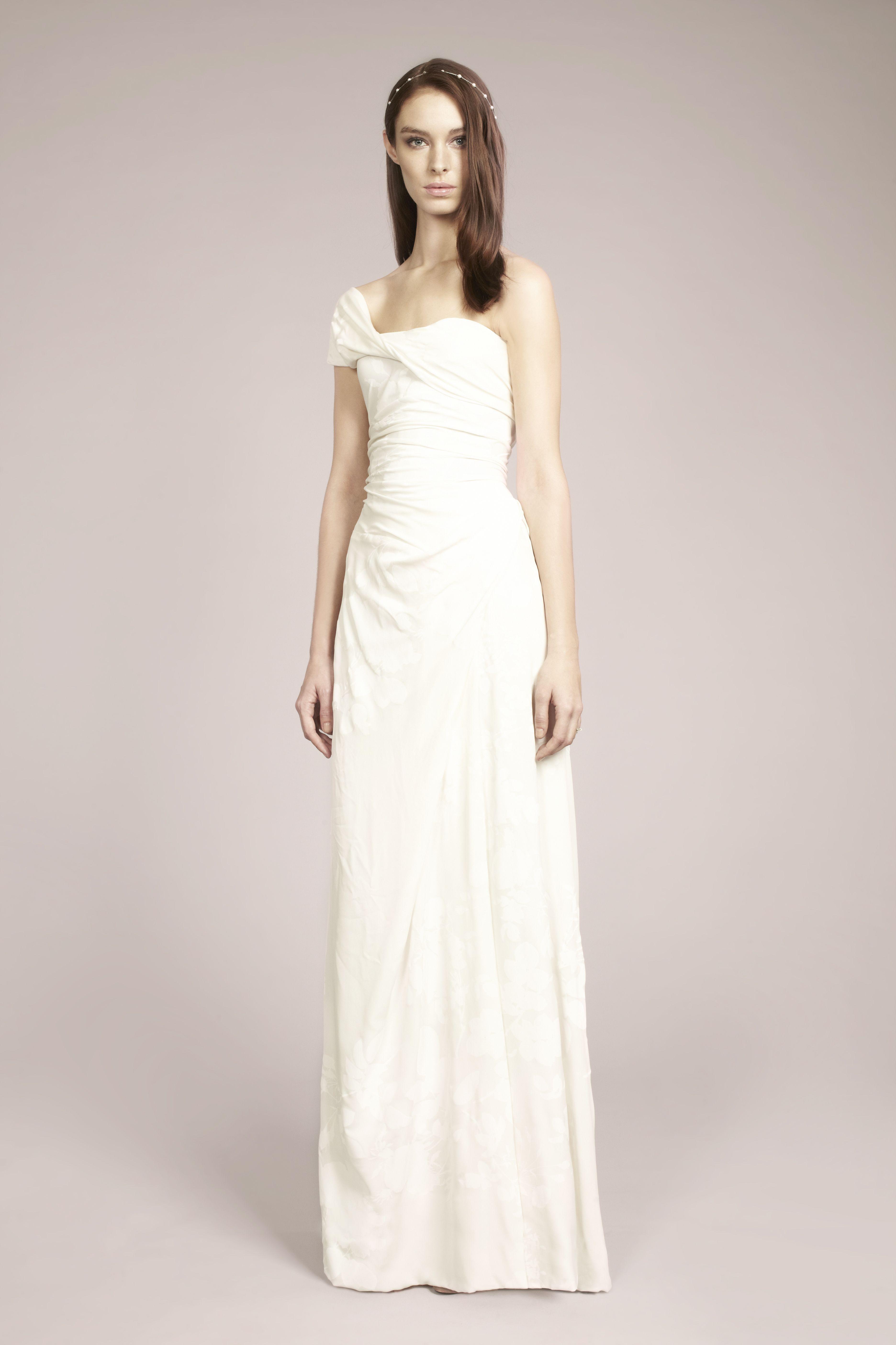 Vivienne Westwood Ready To Wear Long Glazing Dress Pretty Dresses Vivienne Westwood Bridal Urban Wedding Dress [ 5616 x 3744 Pixel ]
