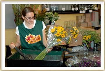 Market Blooms | Fresh Flowers Everyday | In The North Market