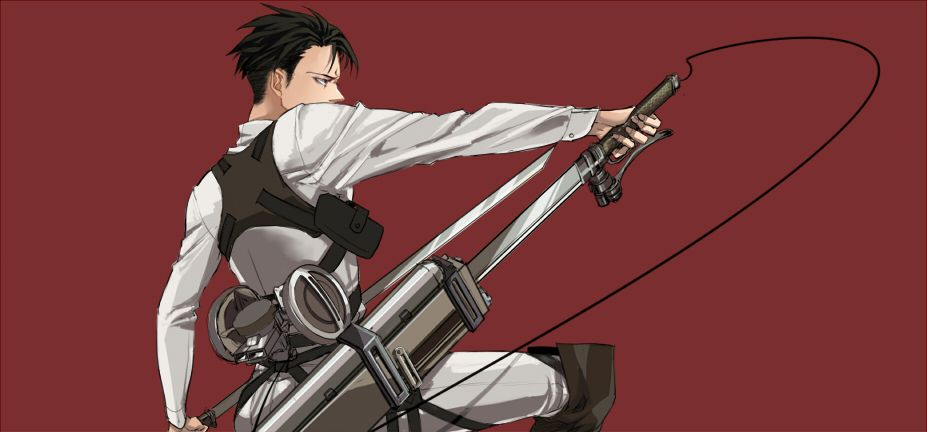 Pin On Levi Ackerman
