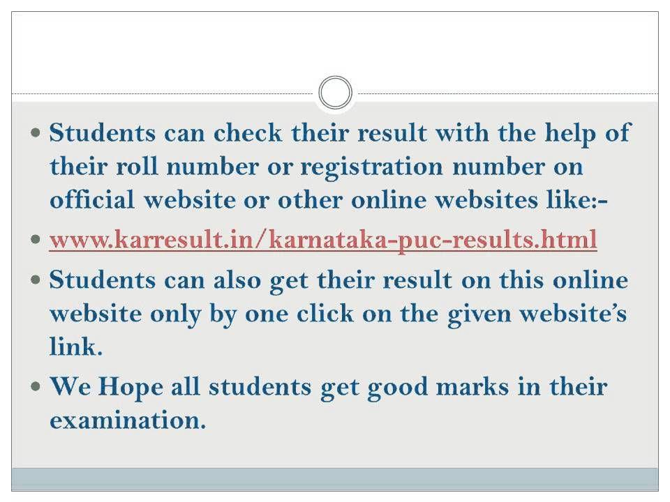 Pin by nayras singh on Karnataka PUC Results 2015 Online