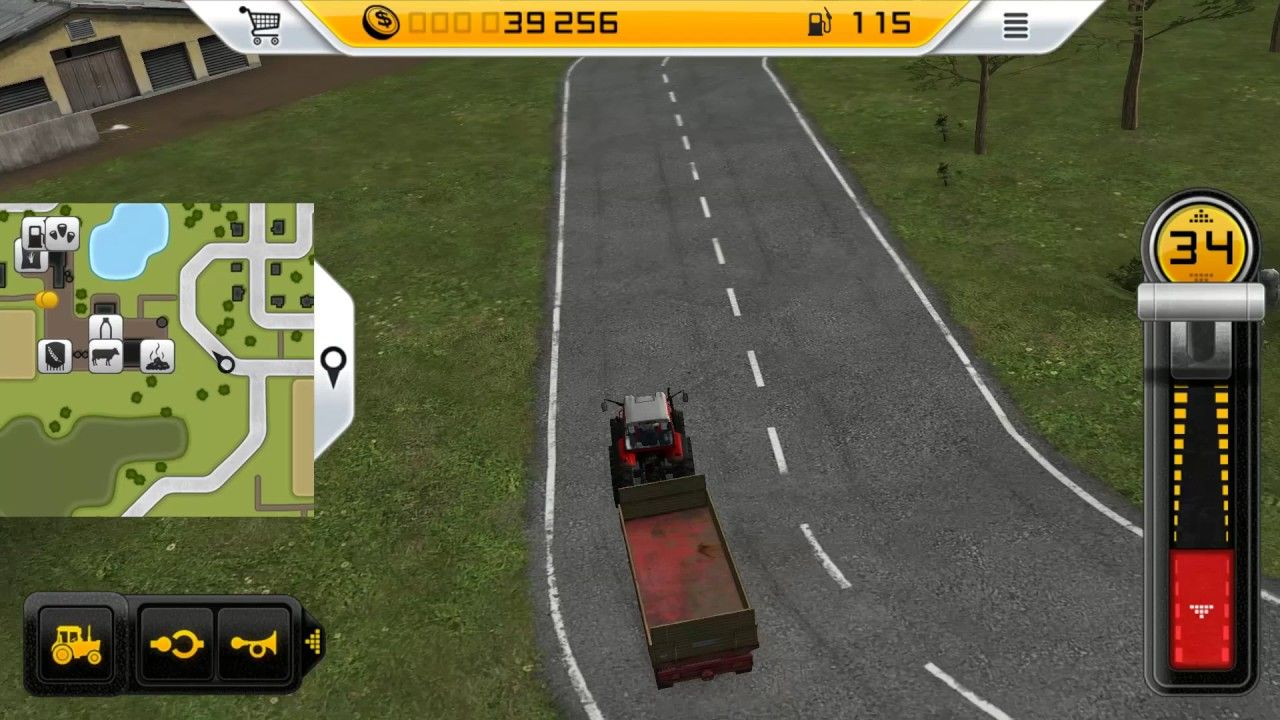Farming Simulator 15 Free Android and IOS (16, 17 and 18 are