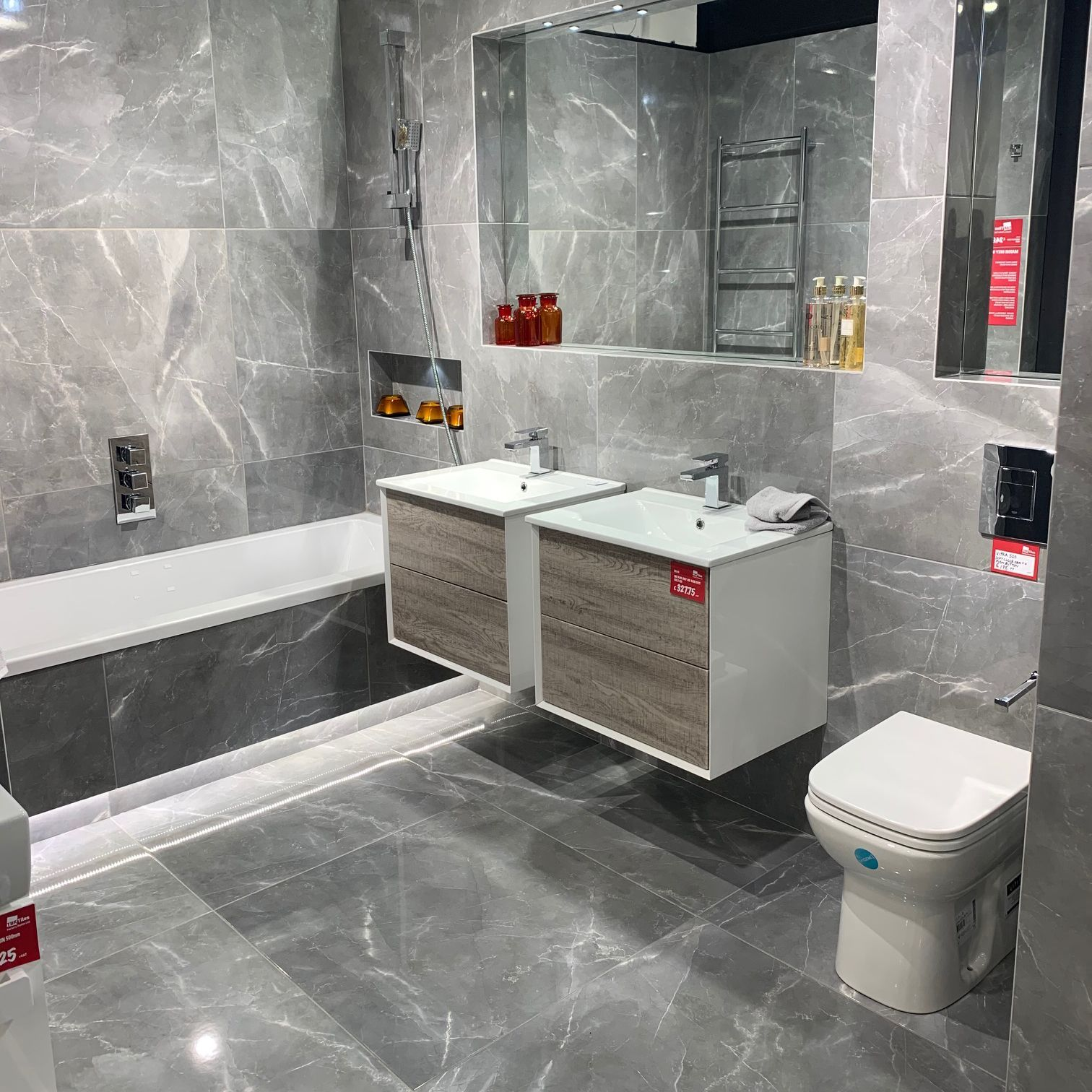 Our New Year Sale Continues With Up To 70 Off Ex Display And Clearance Tiles As Well As Vanity Units Toilets And More Visit Us In 2020 Bathroom Renovation Bathroom