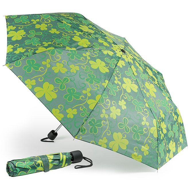 74654d5f6a91 clover umbrella | Shamrock | Green, Irish pride, Singing in the rain