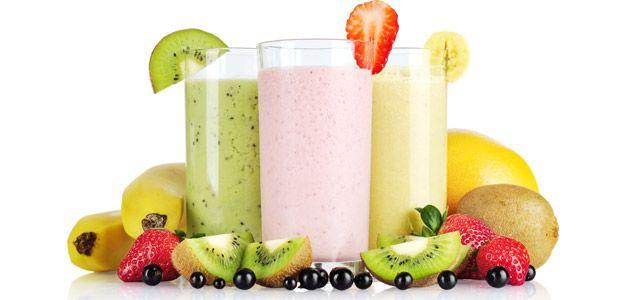 Vorsicht Trendgetränke! Oft ist viel (Frucht-) Zucker enthalten ...