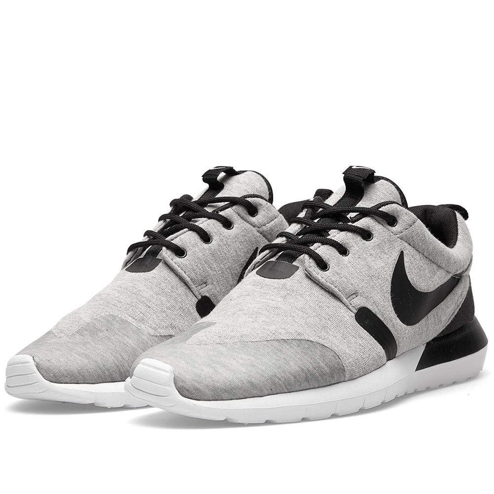 Newest Nike Roshe Nm Fb Grey Mens Trainers Outlet UK0742