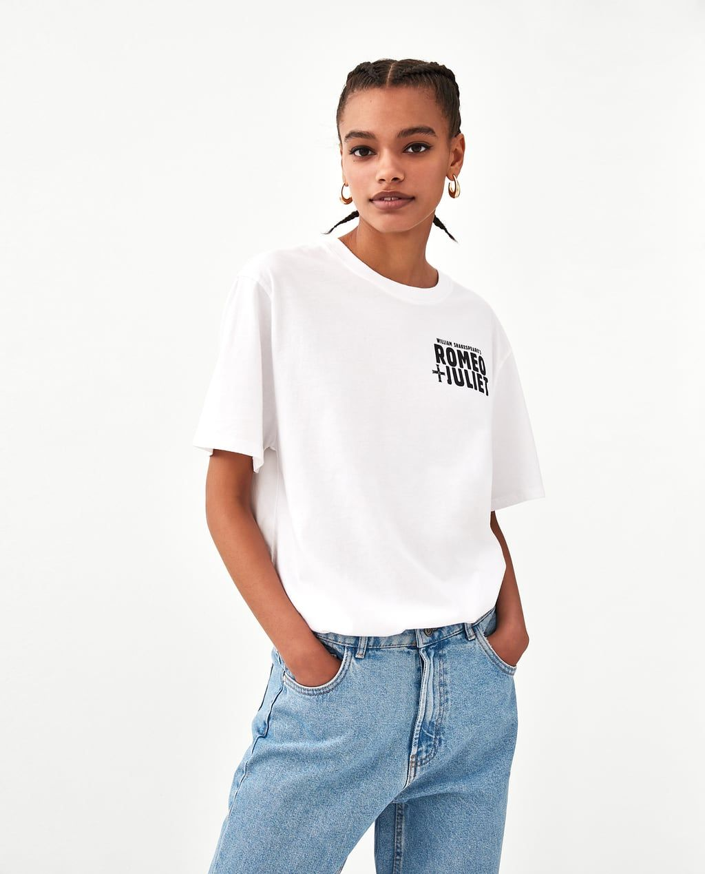 4a00c597 Image 2 of ROMEO AND JULIET T-SHIRT from Zara Collection, Sweatshirts, T