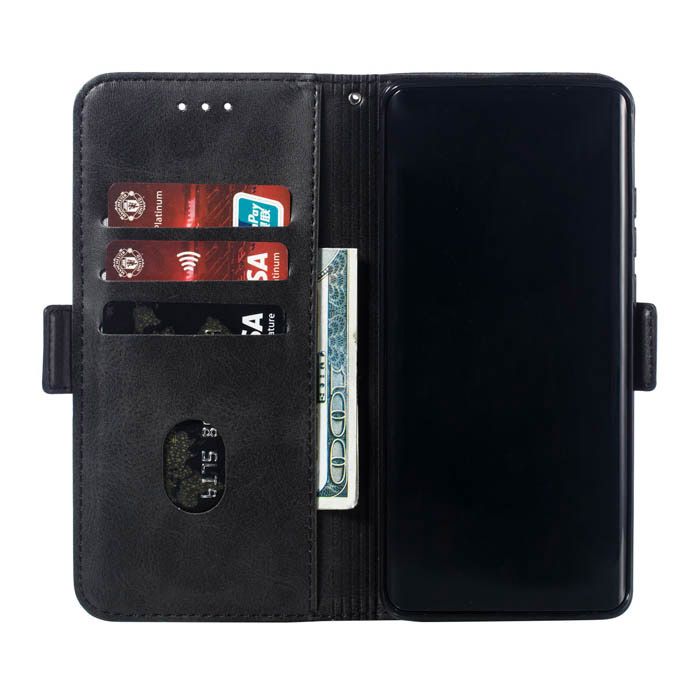 Huawei P30 Pro Wallet Stand Flip PU Leather Case