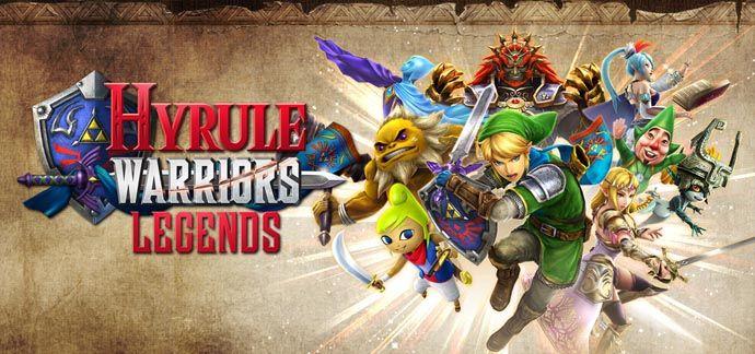 Hyrule Warriors Legends 1 2 0 Update 3ds Cia Download Hyrule Warriors Warrior Wind Waker