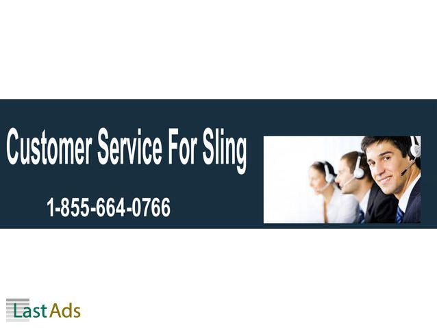 Sling TV Channels Not Loading? +18556640766 Contact