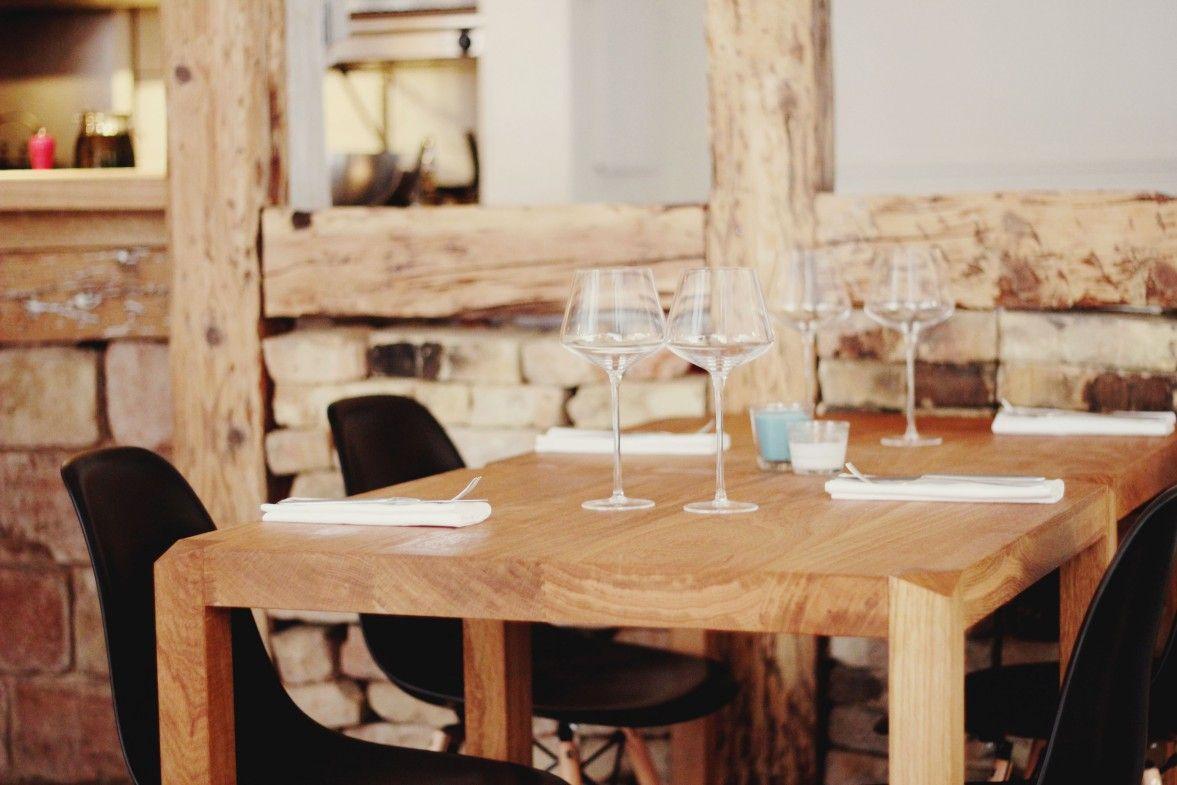 Celine B Rencontre Un Archi Restaurant Style Industriel