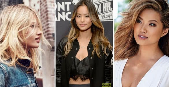 Best Hair Color For Asians Hair Color Asian Hair Color Cool Hair Color