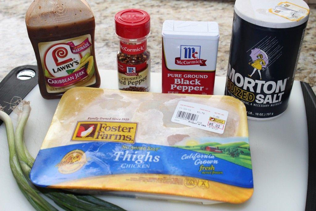 Crock Pot Caribbean Jerk Chicken Tacos With Lawry S Marinade Recipes Caribbean Recipes Crock Pot Cooking