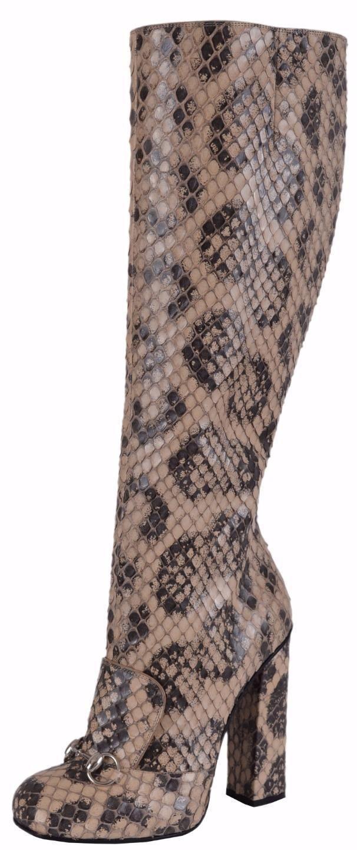 576ba16be5d5 Brown Knee High Boots