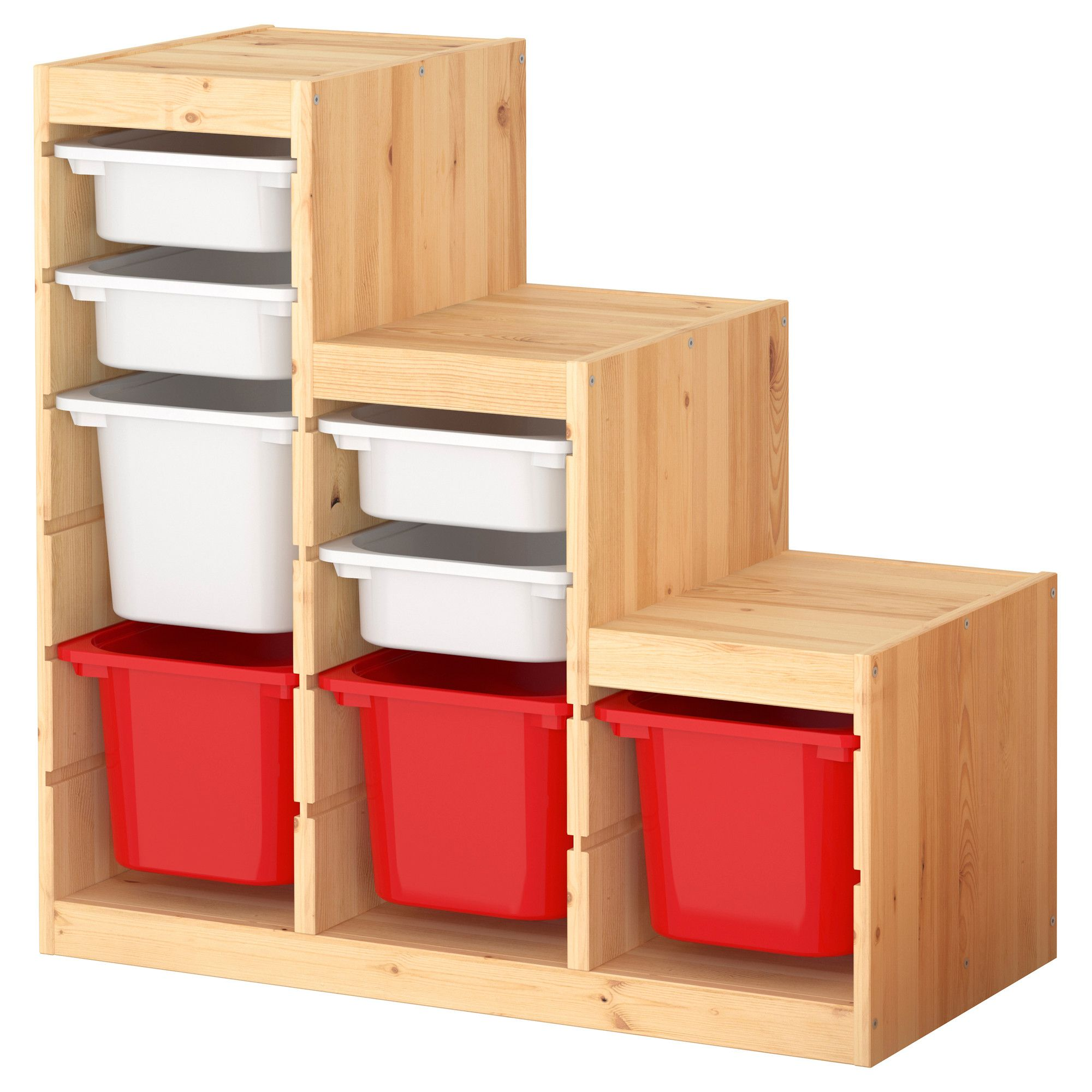 Trofast storage combination ikea article number for Ikea box shelf unit