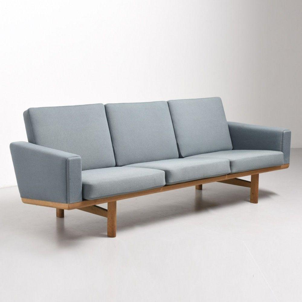 Hans Wegner Getama Ge 236 Design Furniture Hans Wegner