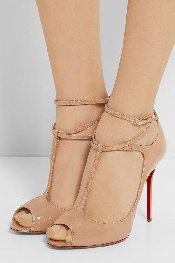74fd2a7412b zapatos color neutro | Bolsos y zapatos | Zapatos, Zapatos nude y Zapatos  de danza