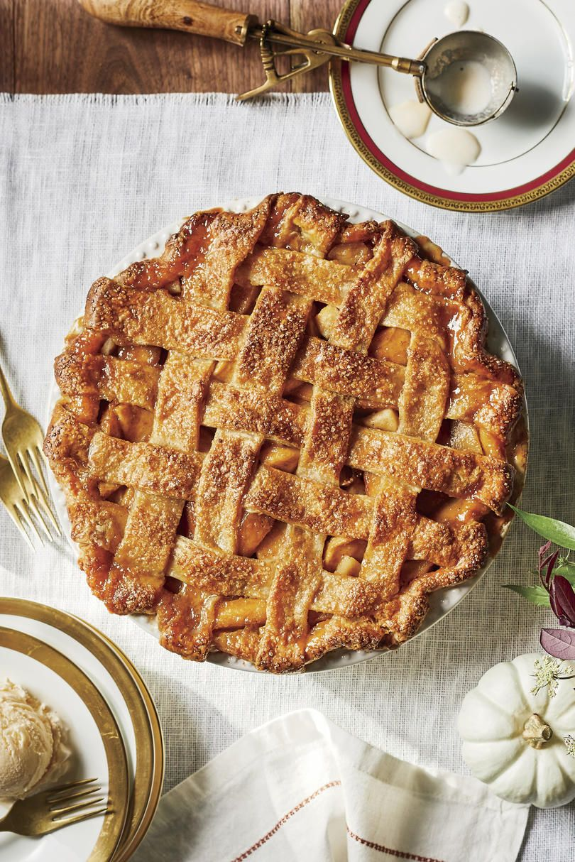 20 Inviting Apple Pies For Every Fall Occasion When It Comes To Southern Classics Look No Further Than Buxton Hall Barbecue Desserts Recipes Vintage Dessert